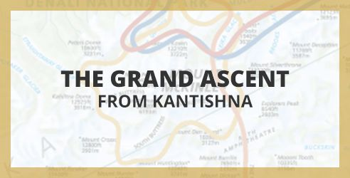 The Grand Ascent from Kantishna